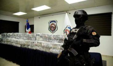 Seis arrestados por vinculación a 549kg de cocaína confiscados en febrero