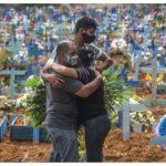 Brasil roza las 73,000 muertes y 1,9 millones de infectados por coronavirus