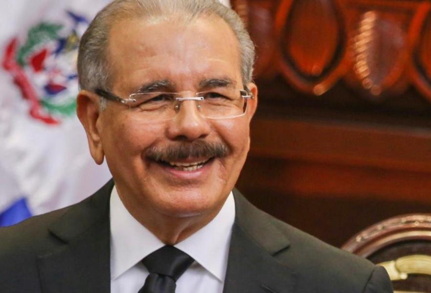 Presidente Medina acudirá a votar este domingo a la 1:00 de la tarde