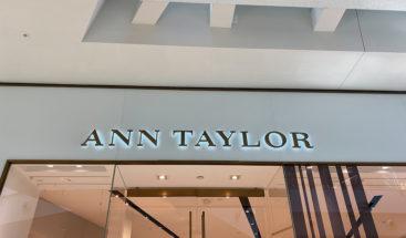Grupo propietario de Ann Taylor declara la bancarrota y cierre de tiendas