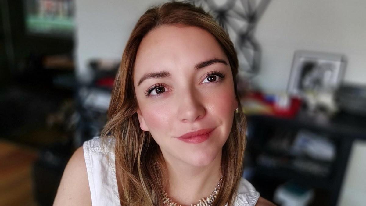 El trabajo de la actriz mexicana Regina Blandón no para ni por una pandemia