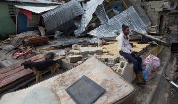 Cientos se quedan sin casa tras el paso de Isaías