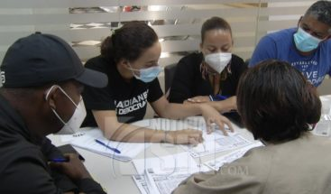 Jóvenes observadores continúan labor en conciliación de actas electorales