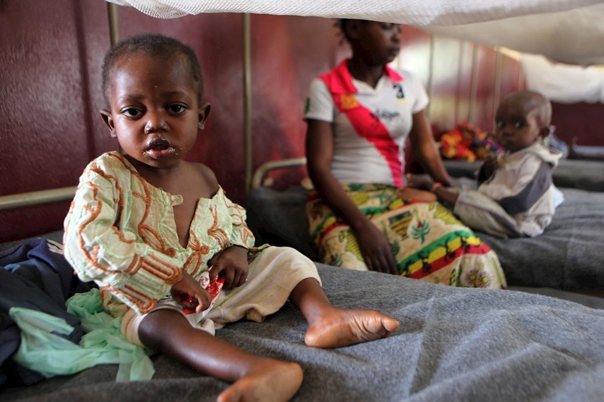 Unicef avisa del riesgo de desnutrición grave para 6,7 millones de niños