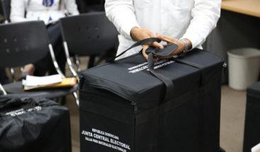 JCE envió nueva valija electoral a Barahona para sustituir la que fue robada esta madrugada