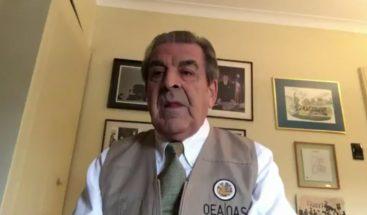 Misión de Observación Electoral saluda el compromiso cívico dominicano