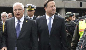Fiscalía panameña imputa a dos expresidentes por blanqueo de capitales
