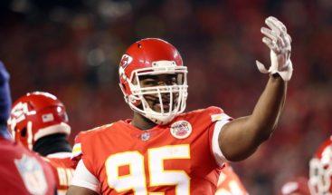 Chiefs llegaron a un acuerdo de cuatro temporadas con el defensivo estrella Chris Jones