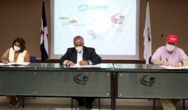 Acuerdan realizar pruebas de COVID-19 atletas del país