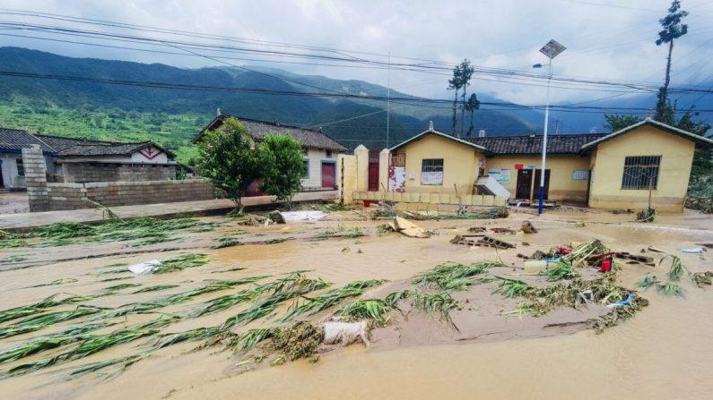La ciudad china de Wuhan eleva su nivel de alerta por las inundaciones