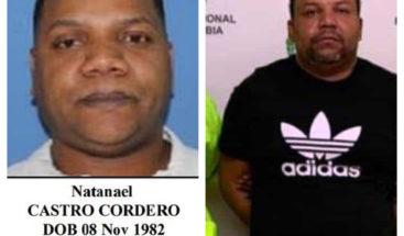 Apresan a Natanael Castro supuestamente la mano derecha de César