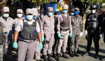 Número de policías contagiados con COVID-19 casi se triplica en el último mes