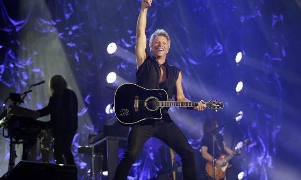 Bon Jovi denuncia muerte de George Floyd en nuevo tema