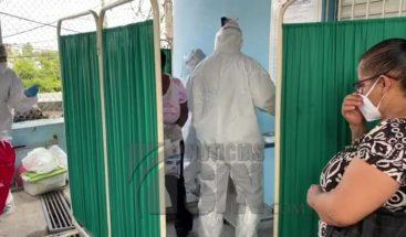 Salud Pública interviene sector Los Tres Brazos por casos de COVID-19 y malaria