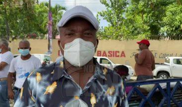 En medio de quejas, realizan operativo sanitario en Los Guaricanos contra COVID-19