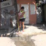 Moradores de Los Mojaos protestarán por desbordamiento de cloacas