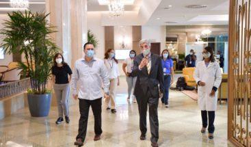Verifican aplicación de protocolo en hoteles y otras empresas turísticas