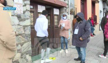 Elecciones dominicanas transcurren con normalidad en Uruguay