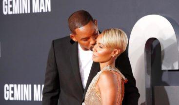 Infidelidad de Jada Pinkett y Will Smith marca récord de vistas en Facebook