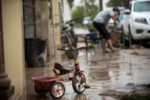 El ciclón Hanna se debilita tras dejar cuatro muertos y seis desaparecidos en México
