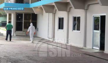 Centro de aislamiento en SFM sin camas de UCI disponibles