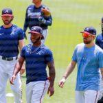 Coronavirus ataca a 4 jugadores de Bravos a 3 semanas de la nueva temporada