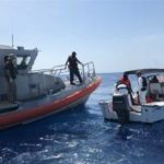 EEUU intercepta a 14 haitianos en barco averiado en costa de Florida