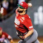 La Liga Mexicana de Béisbol suspende indefinidamente al exlanzador de Grandes Ligas Sergio Mitre