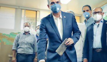 República Dominicana tiene virtual presidente