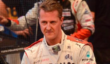 Aseguran se deteriora la salud de Michael Schumacher