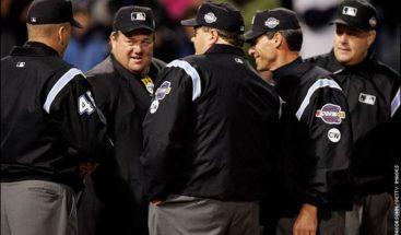Unos 10 árbitros deciden perderse la temporada 2020 de Grandes Ligas