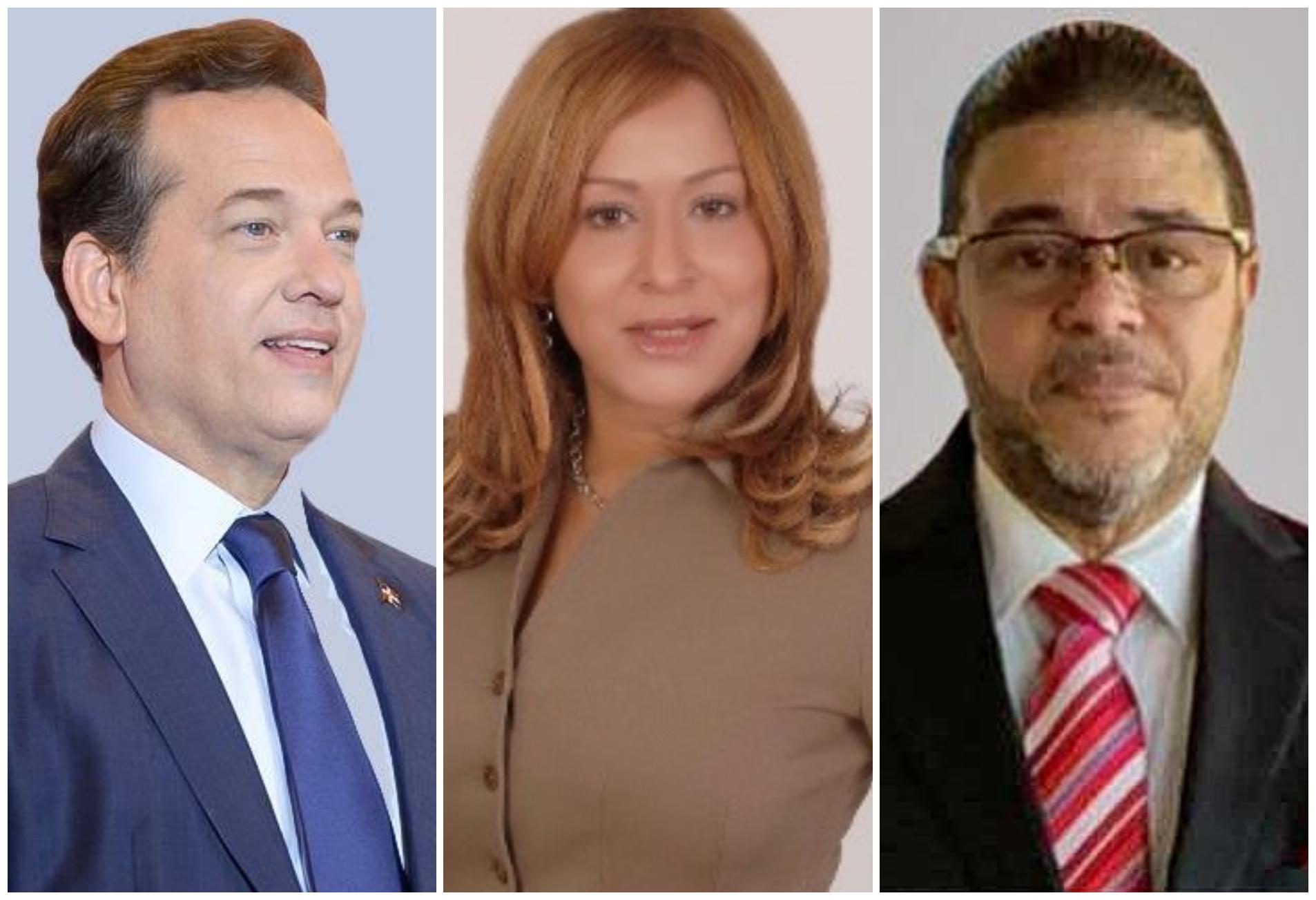 Conozca los tres nuevos ministros anunciados por Abinader
