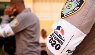 Participación Ciudadana denuncia Policía Electoral se limitó a dispersar grupos de compra de votos