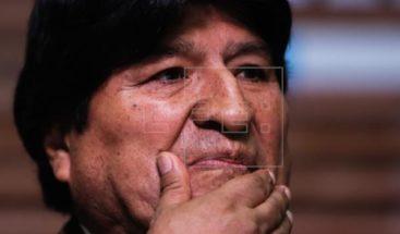 """Evo Morales: """"Pandemia cae como anillo a dedo para los gobiernos de derecha"""""""