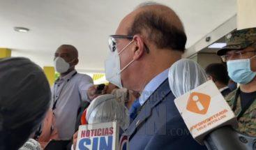 Presidente JCE no opina acerca del robo de RD$ 37 millones en Junta de Santiago