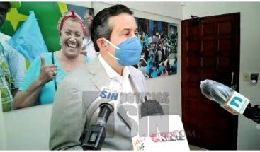 PRM envía comisiones a Elías Piña y SPM tras polémica en conteo de votos senatoriales