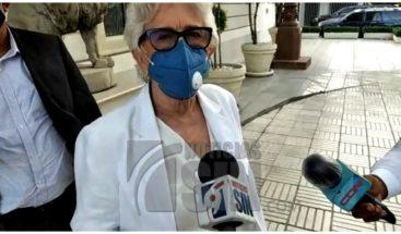 """Milagros Ortiz niega sea """"mal síntoma"""" suspensión de reunión para proceso de transición"""