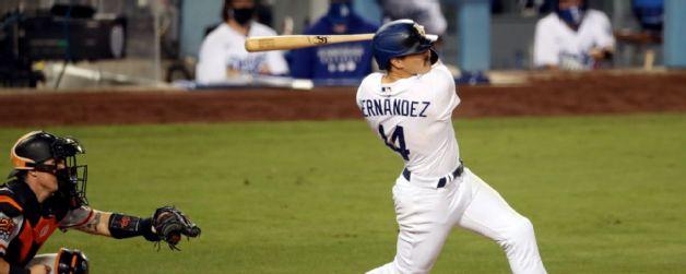 Kike produce 5 y Dodgers debutan ganando