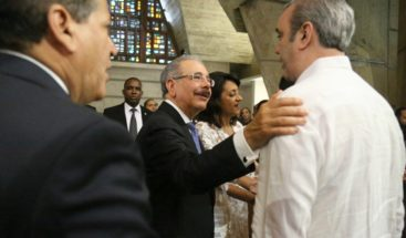 Presidente Medina se reunirá con Luis Abinader para hablar del traspaso de mando