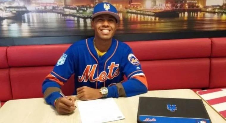 El venezolano Richard Brito, última joya latina que adquieren los Mets