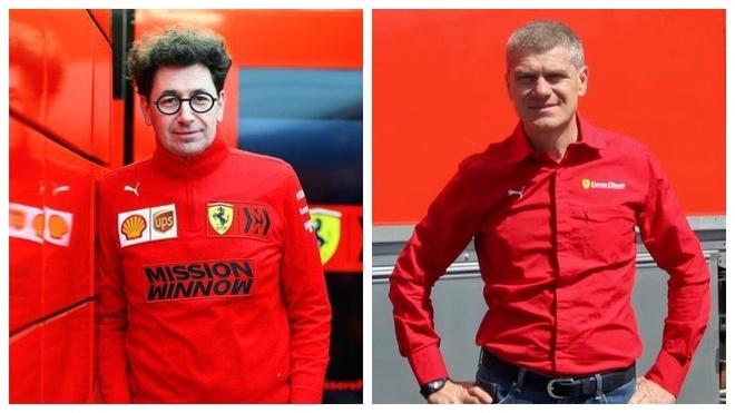 Ferrari se plantea 'liquidar' a Binotto y ya tendría el nombre de su sustituto