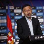 A Bartomeu no le preocupa el futuro de Lionel Messi y afirma que quiere retirarse con el Barça