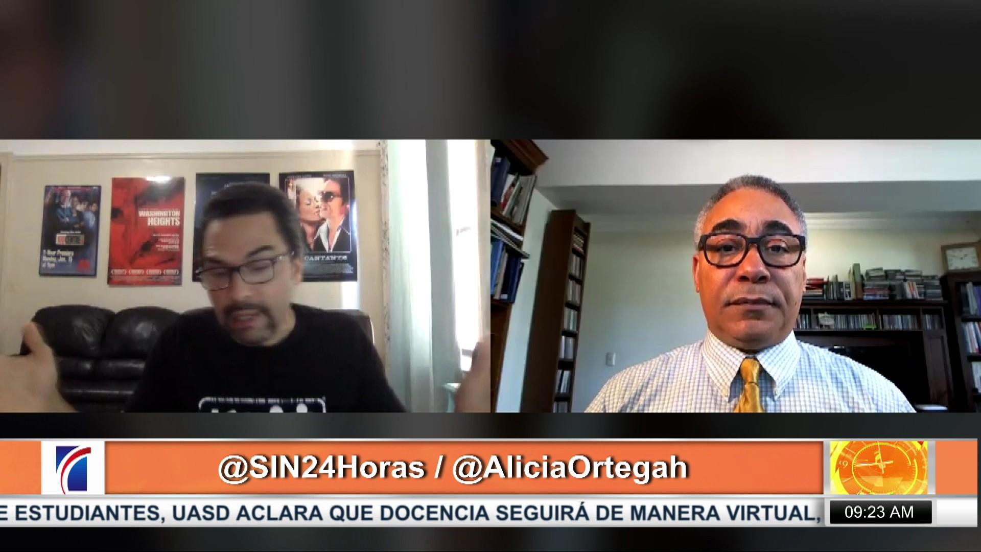 """Dominicano Manny Pérez encantado con su rol protagónico en la serie """"Big Dogs"""""""