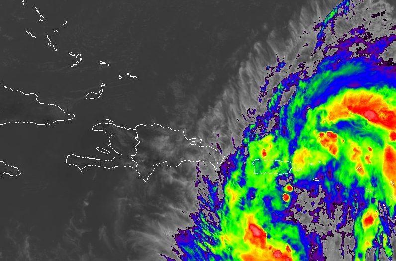 Potencial Ciclón Tropical provocará un aumento significativo de las lluvias