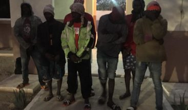 Armada frustra viaje ilegal e intercepta embarcaciones haitianas realizando pesca ilegal