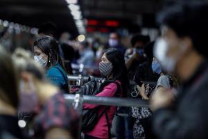 Brasil suma 74,133 muertes por coronavirus