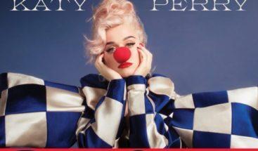 Katy Perry publicará el 14 de agosto su quinto disco,