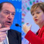 El FMI y el Banco Mundial celebrarán de forma virtual sus asambleas anuales
