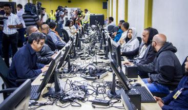 Plataforma divulgación de resultados de JCE sufrió ataque durante transmisión, según informe OEA