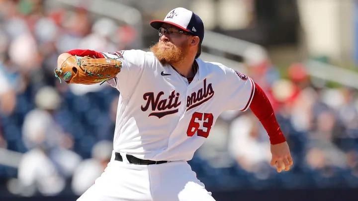 Sean Doolittle de los Nacionales no jugaría la temporada de la MLB debido a la condición de salud de su esposa